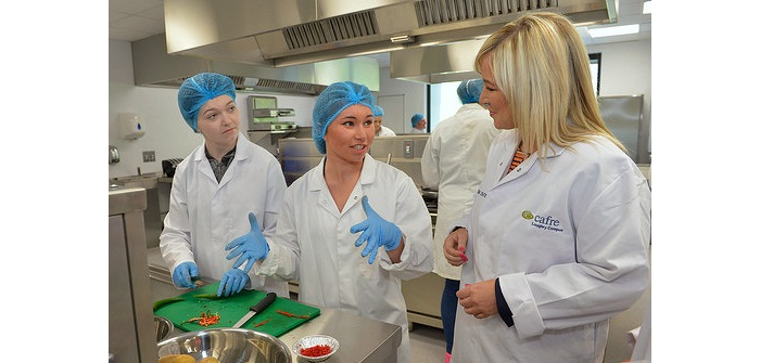 £3m food innovation centre adds to Northern Ireland's export potential