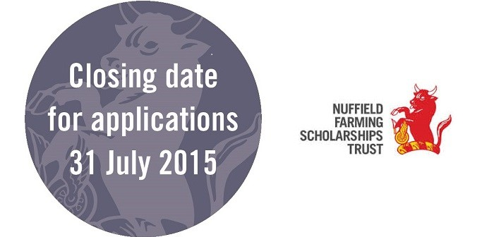 Nuffield deadline date logo