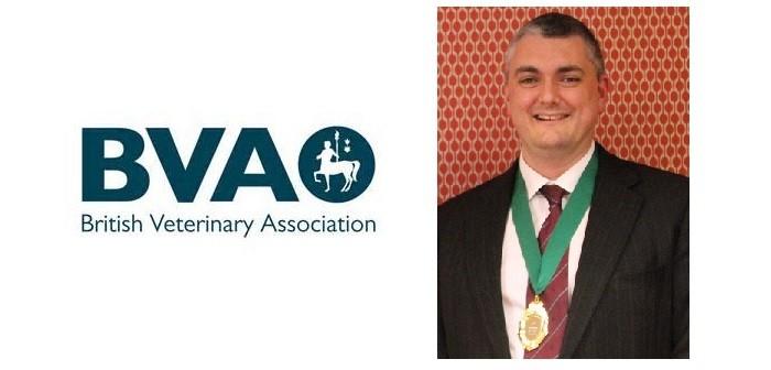 Simon Doherty BVA NI Branch President 2015_1