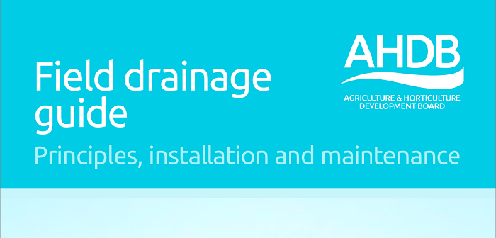 New guide addresses decline in UK farm drainage