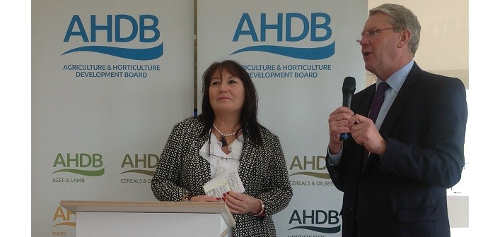 AHDB launch