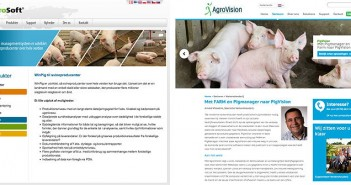 Pig recording consolidation as AgroVision acquires AgroSoft