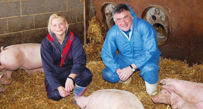 Rachael Bright and Fran Baird