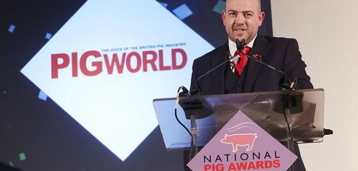 Pig World Publisher Simon Lewis