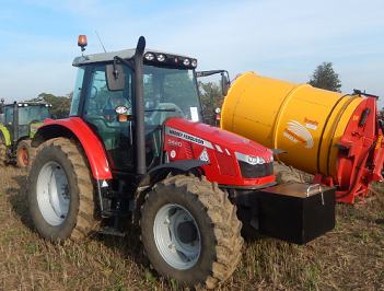Sale tractor Nov 4