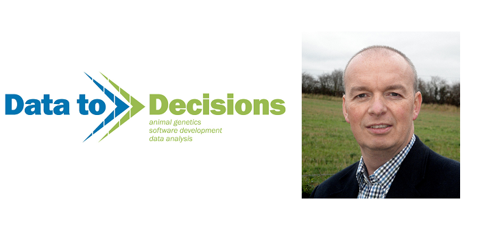 Data to decision + Ed Sutcliffe