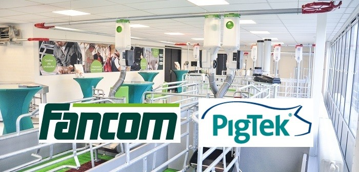 Fancom_PigTek showroom