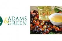 Adams & Green + Palm oil