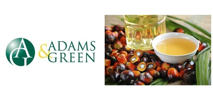 Adams & Green + Palm oil
