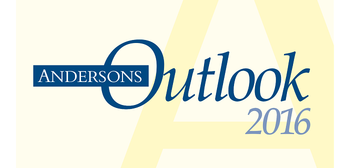 Andersons outlook 2016