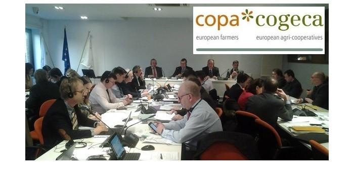 Copa meeting Feb 19
