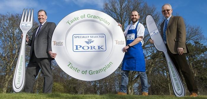 Grampian showcase for Specially Selected Pork