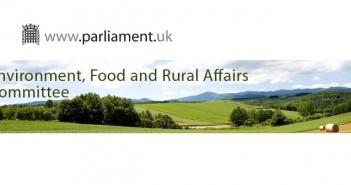 Govt. EFRA comm.