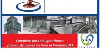 Vion former pork plant