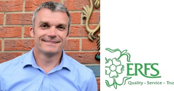 Andy Mayfield takes on sales manager role at ERFS
