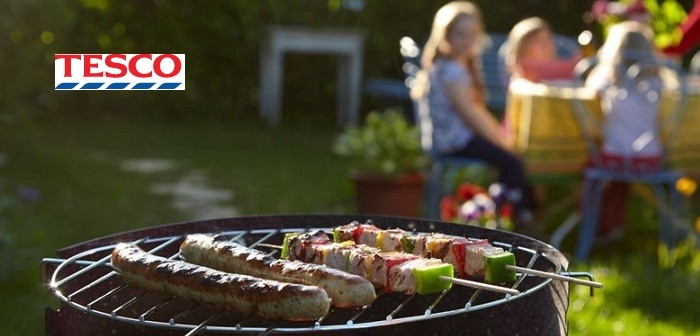 BBQ meat sales are set to double this weekend says Tesco
