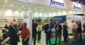 ForFarmers' new VIDA Piglet Feed range was a focus point on the company's Pig & Poultry Fair stand