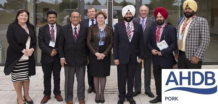 AHP Punjabi delegation.