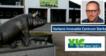 Swine Innovation Centre Sterksel + Theo