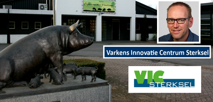Swine Innovation Centre Sterksel + Theo