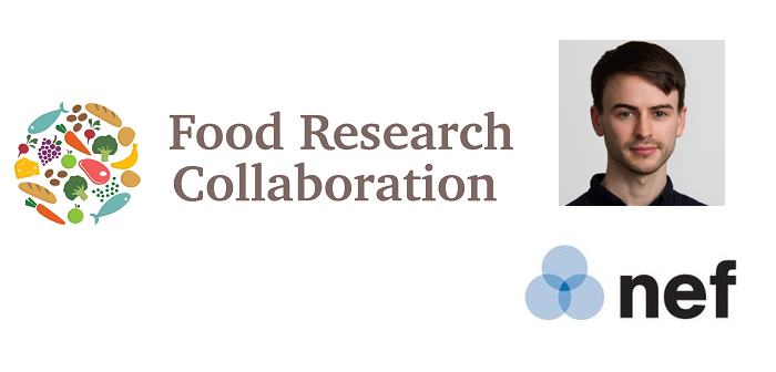 Food Research Collaboration + Stephen Devlin