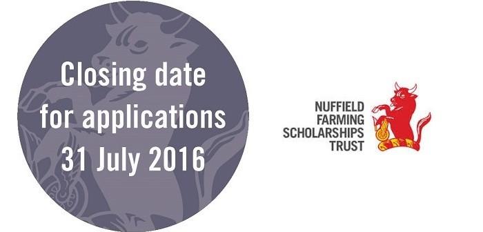 Nuffield deadline 2016