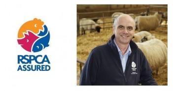 RSPCA Assured + Clive Brazier