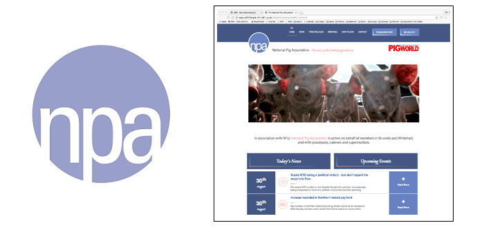 NPA web update