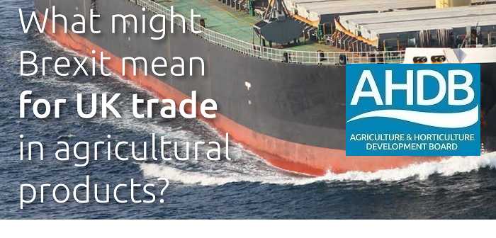 AHDB Horizon trade Oct 12