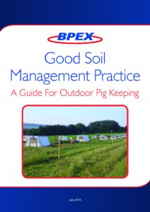 Good soil management paractice - a guide for outdoor pig keeping