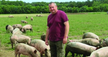 Michael Baker North Farm Livestock