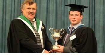 Nick Bird Award Tom Barlow Nov 16