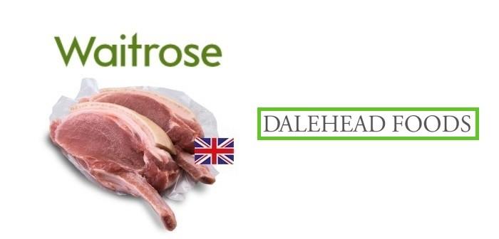Waitrose pork + Dalehead