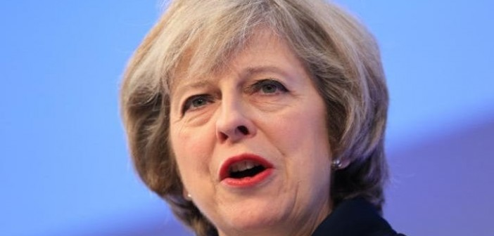 Theresa May is still trying to renegotiate her deal with the EU