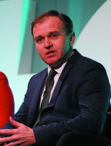 George Eustice said a new free trade agreement is in everyones interests