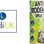 Lodi UK's new Anti-Rodent Spray