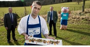 Top chef booked for pork-sponsored Taste of Grampian 2017