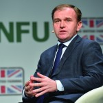 Farming Minister George Eustice. Pic courtesy of the NFU