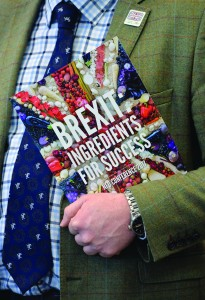 The post-Brexit landscape dominated the NFU Conference. Pic courtesy of the NFU