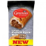 ginsters pork roll