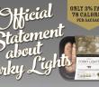 porky lights