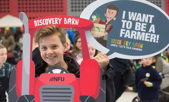 New Discovery Barn opened to teach children about farming