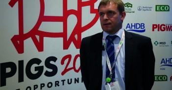 Asger Krogsgaard, Danish Crown deputy chairman