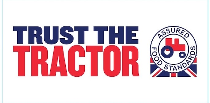 New 'Trust the Tractor' banners available to order