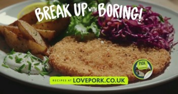 pork adverts