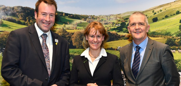 Minette Batters elected as NFU's first female president