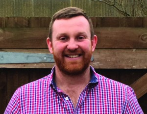 Gareth Virgo is production manager at J E Porter Ltd in Lincolnshire, where he oversees operations on a 620-sow indoor straw farrow-to-finish unit