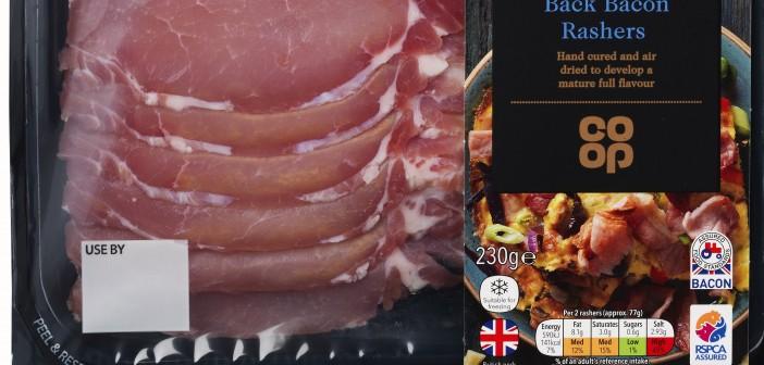 Co-op bacon