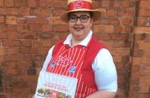 Debbie Wilson Chairlady Lips  2018