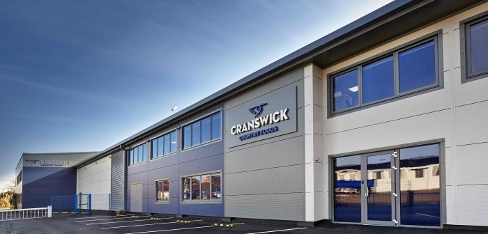 Cranswick recognised for industry leading role